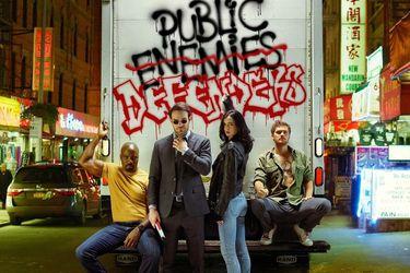 Una segunda temporada de The Defenders no está descartada