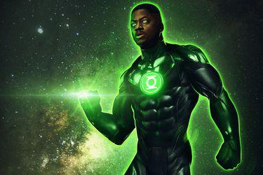 John Stewart aparece en un nuevo arte conceptual del Snyder Cut de Justice League