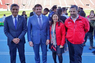 11 palcos nuevos con estándar FIFA: los arreglos en el Estadio Nacional para la final de la Libertadores
