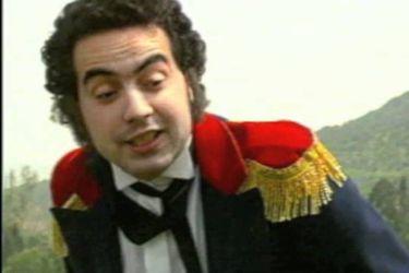 """""""Pónele Chile"""": el día en que Plan Z recreó el Abrazo de Maipú"""