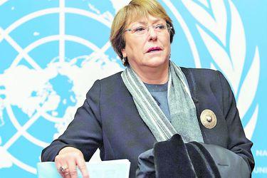 Bachelet vuelve a Chile para celebraciones de fin de año