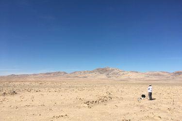 Sorprendente hallazgo de científico chileno en el desierto de Atacama entrega pistas sobre la posibilidad de vida en Marte