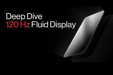 OnePlus confirma que su próximo teléfono tendrá una pantalla de 120Hz
