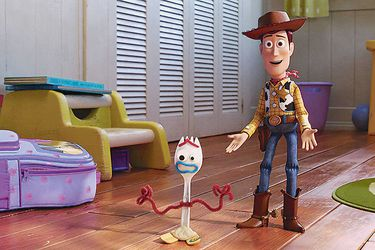 Récord histórico de Toy Story 4 en Chile confirma hegemonía de Disney en cines