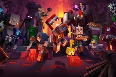 Review | Minecraft Dungeons: Un juego que se aleja del espíritu de la saga