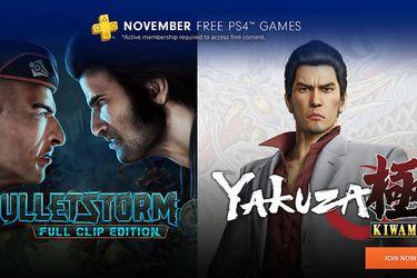Anuncian juegos de PlayStation Plus de Noviembre con mucha anticipación