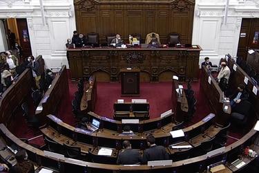 Instalación, vicepresidencias y abstenciones: Los hitos de una semana clave en la Convención