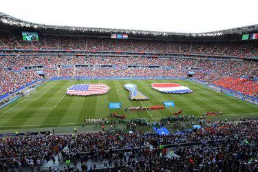 Final mundial de Francia, Francia 2019, Estados Unidos, Holanda