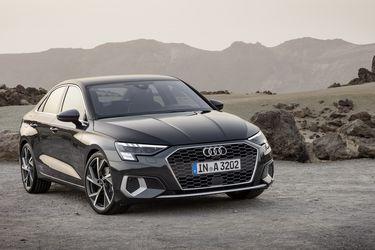La probada fórmula de tres cuerpos alemán: Audi presenta la segunda generación del A3 Sedán