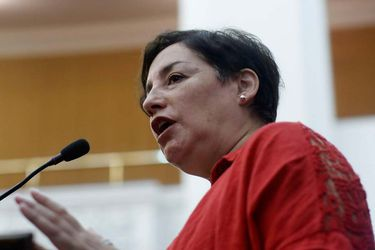 Beatriz Sánchez irá como candidata a constituyente por el pacto Apruebo Dignidad