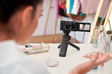 Sony presentó su nueva cámara pensada para creadores de contenido