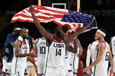 Estados Unidos cumple con su obligación y se lleva el oro tras vencer a Francia