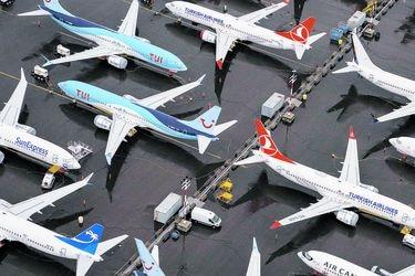 Boeing se sigue quedando atrás de Airbus en las entregas de aviones