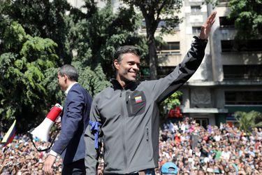 El gurú de la oposición venezolana dirigió la planificación para derrocar a Maduro