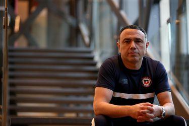 """Francis Cagigao, director deportivo de la Selección: """"Yo soy realista, si alguno no quiere serlo, es su problema"""""""
