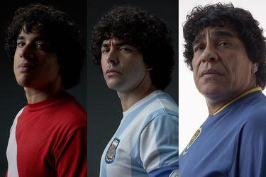 Sueño Bendito: hablan los tres Maradona de la TV