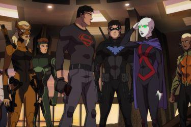 Unclásico equipo podría debutar en lacuarta temporada de Young Justice