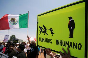 Protestas en El Paso