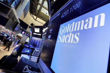 Ganancias de Goldman Sachs supera estimación por fusiones e impulso e intermediación