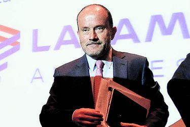 Ignacio Cueto, presidente de Latam.