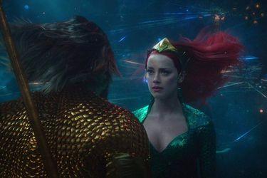 Las campañas de los fans no pesaron en la decisión de mantener a Amber Heard en Aquaman 2