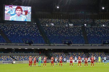 Es un hecho: desde hoy el estadio San Paolo se llama Diego Armando Maradona