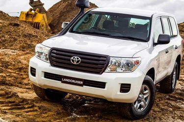 Toyota prohibiría la reventa del Land Cruiser en Japón