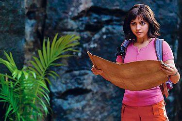 Dora la Exploradora: el elogiado paso de la serie infantil al cine
