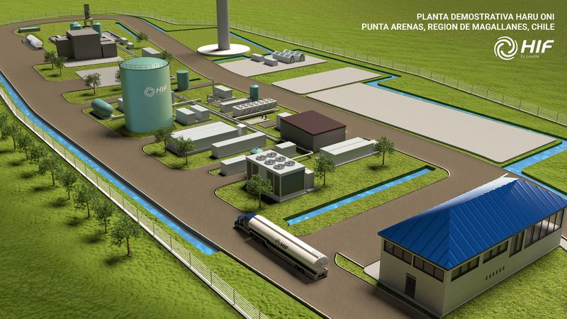 Haru Oni, primer proyecto de hidrógeno verde que recibe aprobación ambiental