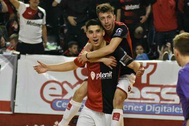 Tres chilenos ascienden con Newell's en el futsal argentino
