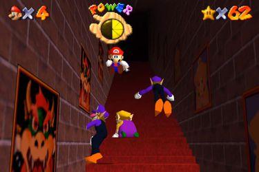 Increíble mod permite jugar Mario 64 online y con hasta 24 personas