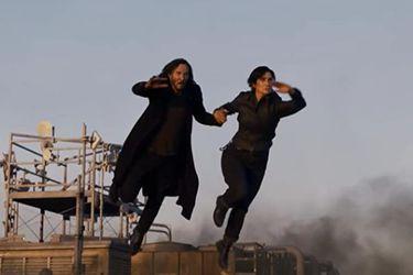 Lana Wachowski explicó por qué quiso traer de regreso a Neo y Trinity en The Matrix Resurrections