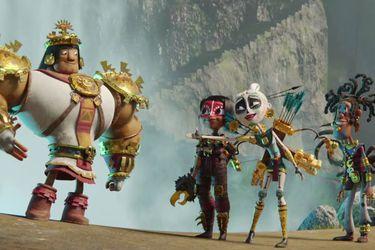 Orgullo y sacrificio latino: Una conversación con Jorge Gutiérrez, director de la serie animada Maya y Los Tres