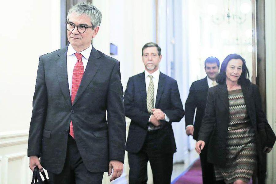 Mario Marcel expone el Informe de Pol'tica Monetaria de diciembre de 2018