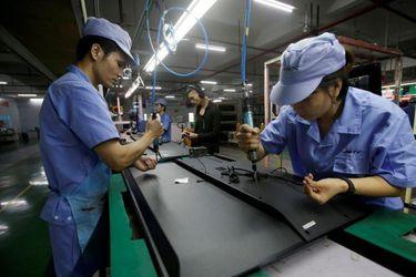 Actividad fabril china en marzo se expande de forma inesperada, panorama sigue sombrío