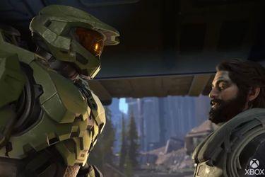 La demo de Halo Infinite estaba funcionando en PC