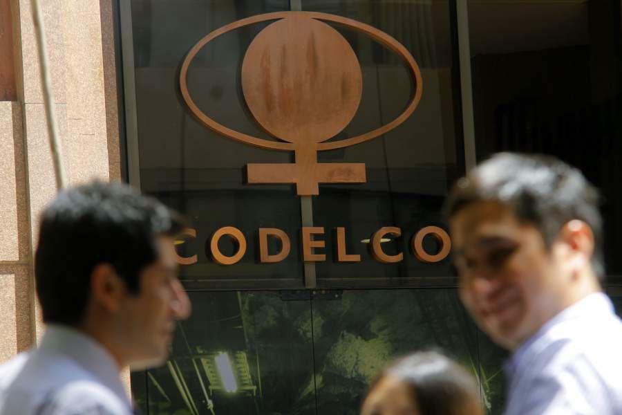 Fachada de Codelco