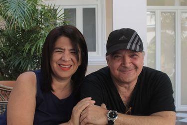 Paola Ugaz y Pedro salinas