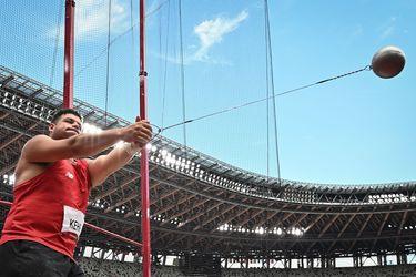 Chile quedó fuera por 13 centímetros: Kehr y Mansilla no pudieron meterse en la final del lanzamiento del martillo