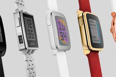 Fitbit compra y descontinúa toda la línea de Pebble, el pionero de los relojes inteligentes
