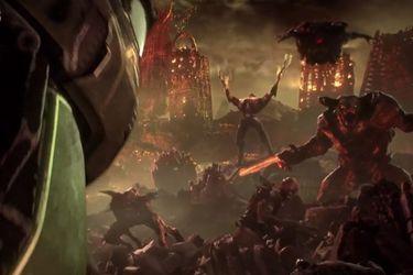 Prepárense, este tráiler anuncia que se viene Doom Ethernal