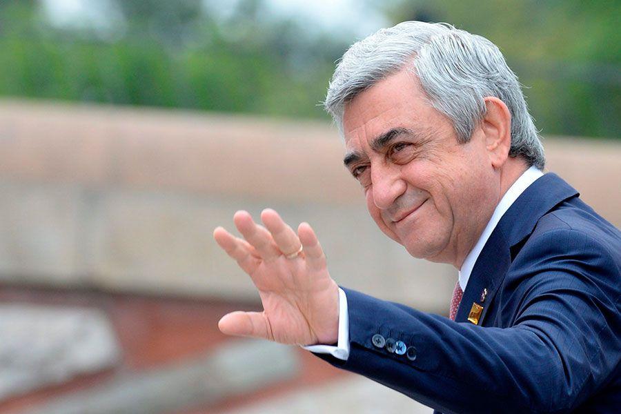 Serge-Sargsián