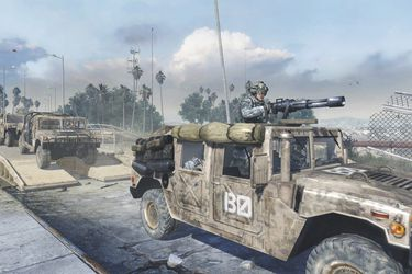 El todoterreno militar de Call of Duty gana su guerra