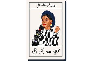 """""""Elegir a quién amamos es elegir quiénes somos"""", Janelle Monáe"""