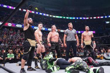 AEW Dynamite derrotó ampliamente a NXT de WWE en los ratings