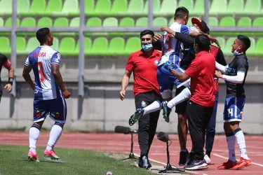Santiago Wanderers sigue complicado con el descenso tras caer contra Deportes Antofagasta