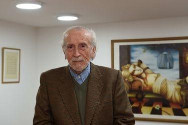Marcos García de la Huerta, el ingeniero que se convirtió en filósofo y obtuvo el Premio Nacional de Humanidades