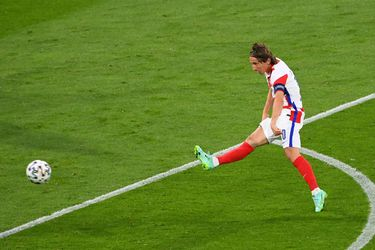 El liderazgo de Modric clasifica a Croacia a octavos de final de la Eurocopa