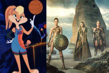 Lola Bunny visitará Themyscira al inicio de Space Jam: A New Legacy