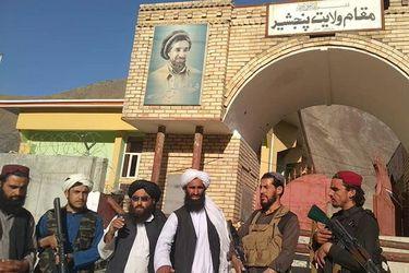 Talibanes proclaman victoria en la provincia rebelde de Panjshir y abren foco de conflicto con Irán